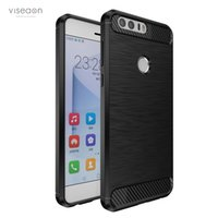 Wholesale Mobile Phone Housing Accessories - obile Phone Accessories Parts Mobile Phone Bags Cases Fashion For Huawei Honor 8 Case Soft Silicone TPU Housing Honor8 Fundas Back Cover ...