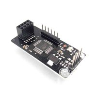 iic-modul großhandel-ATMEGA48 + NRF24L01 + Wireless Shield Module SPI für IIC I2C TWI-Schnittstelle