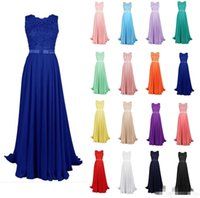 Wholesale Chiffon Evening Formal Party Ball - Sky Blue Custom Made Mint Green Bridesmaid Dresses Long Floor Chiffon Champagne Evening Party Ball Gown Plus Size Formal Gowns Sleeves