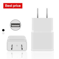 Wholesale Galaxy Charger For Sale - 2017 Factory Sale High Quality For Samsung Galaxy Note 2 N7100 S4 5V 2A US Plug USB Home Travel Wall Charger Adapter