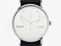 Wholesale German Brand Watches - German brand NOMOS men's luxury watch Fashion leisure watch montre homme Belt Quartz Men's Watches Reloj Clock Hombre Wristwatches