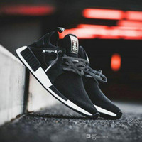 Wholesale Snow Boots For Women Cheap - Cheap NMD XR1 Mastermind Japan X mmj master mind boost Primeknit PK black for men women Running Shoes Sports Shoes sneakers Size 36-45