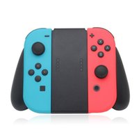 Wholesale Brand Joy - Handle Grip Handgrip Holder For Switch NS 2 Joy Con Controller Grips Gamepad Game Support Stand Retail Box 2017 Brand New