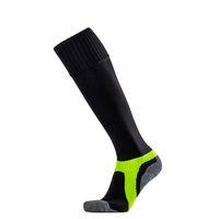 Wholesale white knee high hose for sale - Hot sales Brand Sport socks football socks sports men s Knee High cotton soccer stocking thai quality Thicken Towel Bottom long hoses