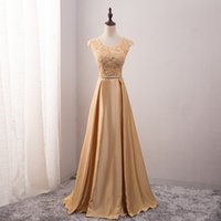 Wholesale 2017 New arrival party evening dresses Long dress Vestido de Festa A line appliques gown sexy V opening back A3143