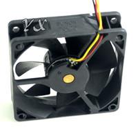 Wholesale 12v projector fans resale online - original New SUNON KDE1207PKV1 x70x20mm cm V W speed measuring projector fan