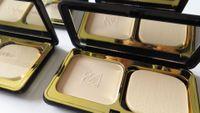 Wholesale Pure Powders - Double Wear Moisture Powder Stay-in-Place Makeup pure color pressed Powders puffs Makeup Studio Fix Face Powder Plus Foundation