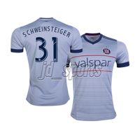 Wholesale Fire Shirts - 2017-18 Chicago Fires Futbol Camisa Schweinsteiger Accam Soccer Jerseys Football Camisetas Shirt Kit Maillot Mls