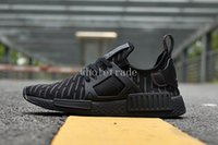 Unisex springs utilities - NMD XR1 Triple Black Zebra Tonal Blue Olive Green Utility Ivy OG Bred Shoes Womens Mens Nmds Runner Size Come With Box