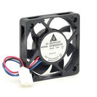 fans del servidor delta al por mayor-Comercio al por mayor DELTA EFB0505HA 5010 50mm 5 cm DC 3.3 V 0.25A velocidad servidor inversor ventilador de refrigeración axial