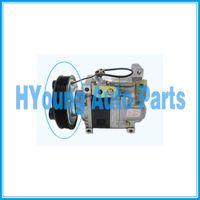 ko groihandel-Kupplung 6PK 129mm Auto A / C China Werksversorgung Auto ac Kompressor für Mazda 3 1.6L H12A1AG4DY BP4K61K00 BP4K61450 BP4K