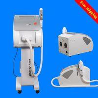 Wholesale Laser Lights Systems - hair removal laser ipl Shr Skin Rejuvenation laser pigmentation e light ipl rf system Free shipping DHL