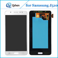 Wholesale Galaxy Repair - High Copy For Samsung Galaxy J5 2016 J510 LCD Screen Display Touch Digitizer Assembly Repair Parts