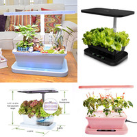 Wholesale Home Appliance LED Indoor Growing Lights Herb Grower Intelligent Control Hydroponics Grower Kit Garden Plant Grower Grow Lighting