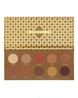 Wholesale Eva Long - ZO EVA Eyeshadow Glow Kit Palette CARAMEL MELANGE Mixed Metals Cocoa Blend Rose Golden NATURALLY YOURS RODEO BELLE SMOKY Nake Eye Shadow
