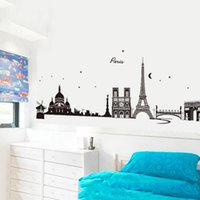Wholesale Wall Sticker Zebra Butterfly Dancing Music Decals Removable Showcase Home Decor Modern Fashionable DIY Multi pattern Self adhesive