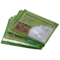 Großhandel-Hot 10 Paar Anti-Falten Dunkel Kreis Gel Kollagen unter Eye Patches Pad Mask Bag