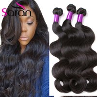 Wholesale Malaysian Bodywave Hair - Bodywave Brazilian Virgin Hair Top Quality Wet And Wavy Virgin Brazilian Hair 4 Bundles Cheap Hair Bundles 4 pc lot