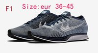Wholesale Hottest New Trends - 2016 new arrive men women mesh breathable flykwire trend racers high quality hot sale size eur 36-45 free shipping