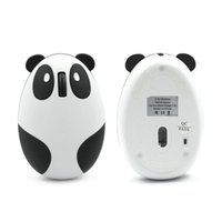 Wholesale mouse linux online - GHz Wireless Optical Panda Computer Mouse for Win Mac Linux Andriod IOS Left Handed