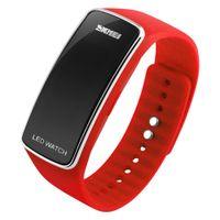 Wholesale Wrist Watch Made China - Fashion Silicone Bracelet Wristband Wrist Watches Men Women Sports Watches Made In China