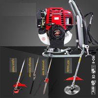 Wholesale Gasoline Brush Cutters - 4 stroke engine 4 stroke petrol engine ,4 stroke Gasoline engine for brush cutter with 35.8 cc 1.3HP power