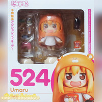 New Arrival Good Smile Nendoroid 524 # Manga Comic Anime Himouto Umaru Chan Super Bonitinha 4