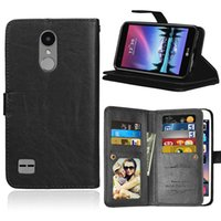 Wholesale Iphone4 Leather Kickstand - for iphone4 5 6 6plus 7 7plus Samsung s6 s6edge s7 s7edge s8 s8plus LG k4 k10 k10pro Vintage 9 card loft Stand Wallet Leather cellphone Case