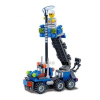 Wholesale Kazi Educational Kids Building Blocks - odels Building Toy Blocks 163PCS KAZI 6409 Truck Building Blocks Compatible With City Car Brick Educational Toys For Kids Birthday Gift ...