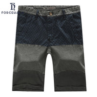 Wholesale Patchwork Cargo Shorts - Wholesale-2016 New Fashion Summer Men Short Star Patchwork Casual Design Cargo Shorts Comfortable High Quality
