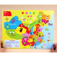 Wholesale Puzzles Map - World Map Puzzle Motter Lepin Magic Tricks Toys Children Baby Educational Toy IQ Training Kids Logical Maze Puzzles
