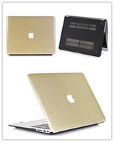 Wholesale Crystal Cases For Macbook Pro - Mix Color Bling Crystal Smooth Ultra-Slim Light Weight PC Hard Case For MacBook air Pro Retina Without Keyboard Cover