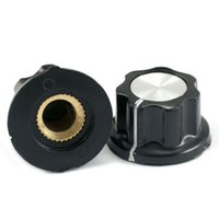 Wholesale Skirted Knob - 1000Pcs 20x12x6.0mm SKIRT KNOBS KNOB for BOSS effects peda New MF-A01