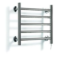 Wholesale Bathroom Electric Towel Warmer - High quality Towel rack Heated Rail Holder Bathroom AccessoriesTowel Rack Stainless Steel Electric Towel Warmer & Heater Banheiro