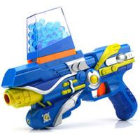 mini pistolas de agua al por mayor-Aire Paintball Pistola Crystal Bomb Burst Juguete Bola de agua Airsoft Pistola Arma Orbeez Juguetes para niños Pistola Airsoft Arme
