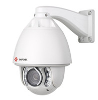 Wholesale Ip Auto Tracking - IMPORX Auto tracking 1080P Full HD 2MP PTZ ip camera IR 150M out door 20x optical zoom with wiper and SD support p2p