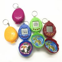 Wholesale electronic xmas gifts for sale - Group buy Tamagotchi tumbler Toy Egg Pets Vintage Virtual Pets tamagotchi Digital Electronic Pets for Kids Xmas Christmas Gift DHL OTH726