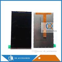 Wholesale Blade Lcd - NEW 100% High Quality For ZTE Blade L2 LCD Display Screen Assembly Replacement 10PC Lot Free Shipping