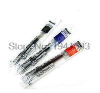 encre rapide achat en gros de-10pcs / box Pentel Lrn recharge de 5Liquid gel d'encre pour stylos rétractables Energel Deluxe Rtx - Séchage rapide - Tip aiguille -0.5Mm