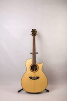 Wholesale Guitar Wood Types - New rhyme's guitar, panel cloud unlined upper garment, lientang rosewood, fingerboard with cherry blossoms, (can is it stick to standard des