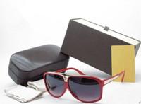Wholesale High Quality Aviator Glasses - High Quality Brand Sun glasses mens Millionaire Sun Glasses men women sunglasses Aviator sunglasses 4 color 258