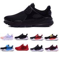 Wholesale Men Colorful Socks - Air Presto Fragment X Sock Dart SP Lode Triple White Black Colorful Women Men Casual Walking Sneakers Boots Drop Shipping Size 36-44