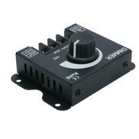 24v регулируемый источник питания оптовых-Светодиодный диммер DC12-24V 30A 360W регулируемая яркость лампы полосы драйвер одноцветный свет контроллер питания 5050 3528