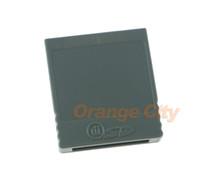 jogos de cartas de memória venda por atacado-Memória SD Cartão SD WISD Flash Adaptador Conversor Adaptador Leitor de Cartão para Wii NGC GameCube Game Console