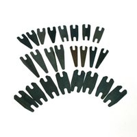 Wholesale Gun Spring Kits - Wholesale- 24pcs Rotary Tattoo Machine Gun Parts Shader Repair Conventional Contact Springs Set Tattoo Supplies Kit Tattoo Accessories
