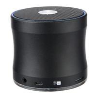 haut-parleur portable de batterie de lecteur mp3 achat en gros de-Mini haut-parleur Bluetooth V3.0 MY - 06 Haut-parleur Bluetooth Lecteur de musique AUX AUX portable Lecteur de musique Batterie intégrée rechargeable de 1000 mAh