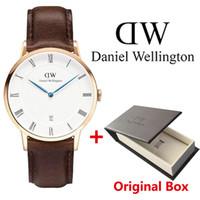 Wholesale D Shock - New Fashion Wrist Watch 40mm men watches D Luxury Brand Famous Quartz Watch Clock Relogio Feminino Montre Femme Wristwatches