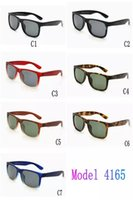 Wholesale Sexy Sport Sunglasses - Sexy Fashion High quality women sunglasses brand designer justin sunglass men glasses Goggles Sunglasses Fast Shipping.