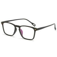 Wholesale ultralight glasses frames - D.King Clear Lens Wood Grain Ultralight Frame Cat Eye Glasses Fashion Design For Reader Mens Womens