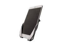 materiais para suportes móveis venda por atacado-Material plástico do PC do ABS, Econômico-amigável e para o iphone Suporte universal do telefone do carro do Ventilação de ar universal da marca Samsung para o smartphone